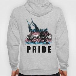 Transgender Pride Demon Hoody