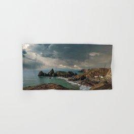 Kynance Cove, Cornwall Hand & Bath Towel