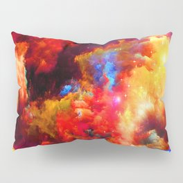 Sky on Fire Pillow Sham
