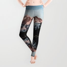 End of Days - Nature Photography Leggings