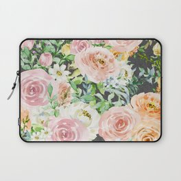 Blooming Touches Laptop Sleeve