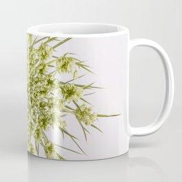 Queen Ann's Lace Flower Coffee Mug