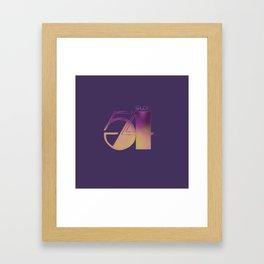 Studio 54 Framed Art Print