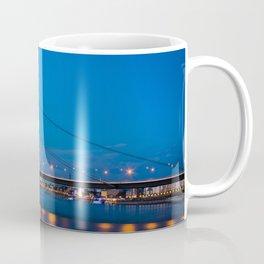 Düsseldorf night & light Coffee Mug