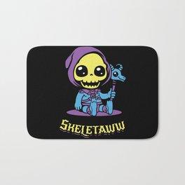 Skeletawww Bath Mat