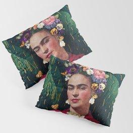 Frida Kahlo :: World Women's Day Pillow Sham