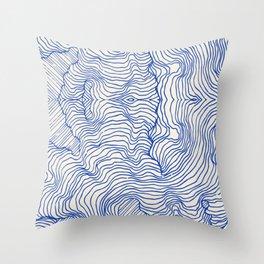Reality Inbetween Throw Pillow