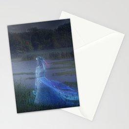 Brzeginia - Kupala's night Stationery Cards