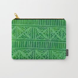 Abundance Pattern Carry-All Pouch