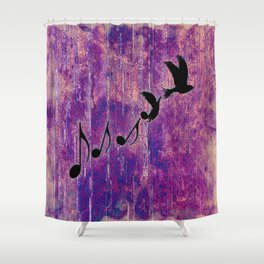Let it be - 065 Shower Curtain