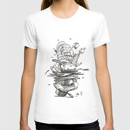 Dishes of doom! T-shirt
