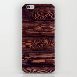 Hard Knock Western iPhone Skin