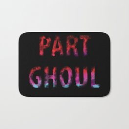 Part Ghoul  Bath Mat