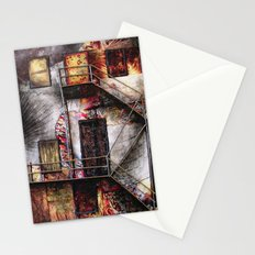 Urban Building Stationery Cards