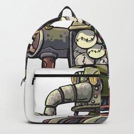 Baseball Robot Backpack