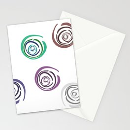 Mel Ambur Nell Stationery Cards