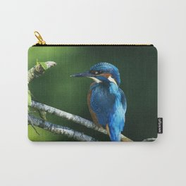 MALE KINGFISHER POSE Carry-All Pouch