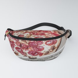 Pizza Slices (77) Fanny Pack