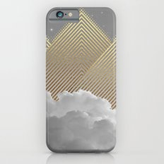 Silence is the Golden Mountain iPhone 6s Slim Case