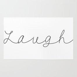Laugh Rug