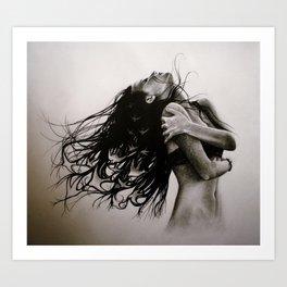 When Dreams Escape Art Print