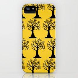 Halloween Trees iPhone Case