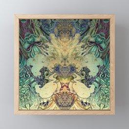 Kaleidoscope 5 Framed Mini Art Print