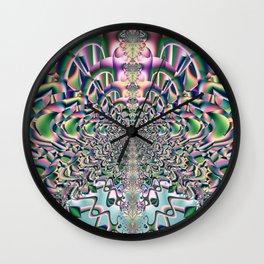 Fractal Abstract 82 Wall Clock