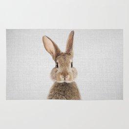 Rabbit - Colorful Rug