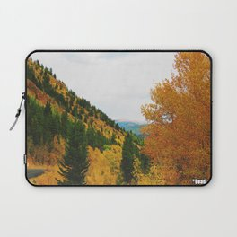 Firey Fall Laptop Sleeve