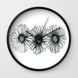 Three Generations Wall Clock