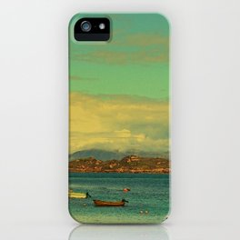 The Isle of Iona in Sunny May #2 iPhone Case