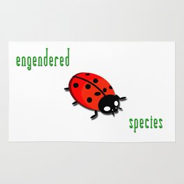 Engendered Species Rug