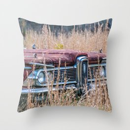 An American Classic Throw Pillow