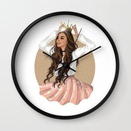 Slay Queen! Wall Clock