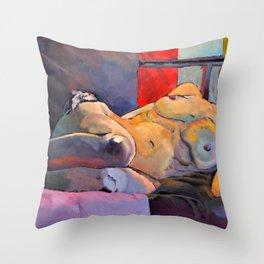 Breakthrough #3 Throw Pillow