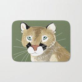 Caturday Puma Bath Mat