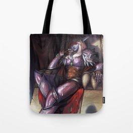 Warchief Sylvanas Tote Bag