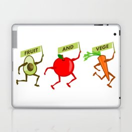 Fruit and Vegetables Laptop & iPad Skin