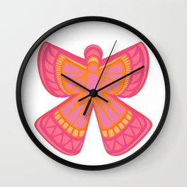 Snow Angel Wall Clock