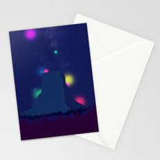 Close Encounters of the Third Kind Stationery Cards