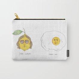 john & yoko Carry-All Pouch