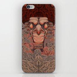 Horus in the Water iPhone Skin