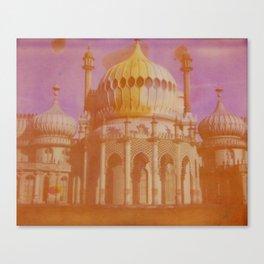 Brighton Royal Pavilion Canvas Print