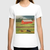 farm T-shirts featuring Farm by ArtSchool