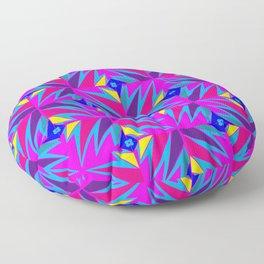 Retro Rosemary Pink Floor Pillow