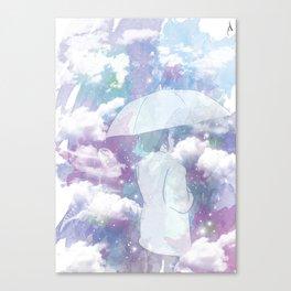 Cloudy Dream Canvas Print