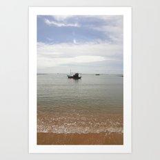 Brazilian landscapes Art Print