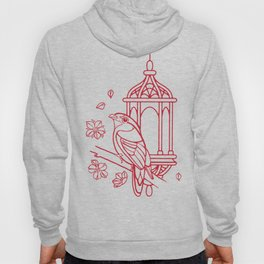 Perched Hoody