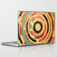 poster Laptop & iPad Skins featuring Space Odyssey by Picomodi